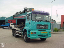 MAN FE truck used container