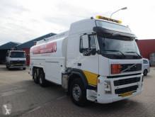 Volvo FM12 truck used tanker