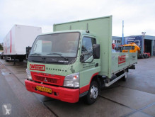Mitsubishi Canter truck used flatbed