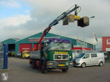 Camion MAN Silent benne occasion