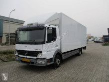 Camion fourgon Mercedes 816