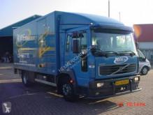 Volvo box truck FL612 180 PK EURO 3