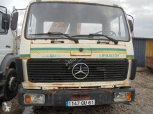 Camion Mercedes 1622 porte engins occasion