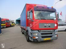MAN TGA truck used flatbed
