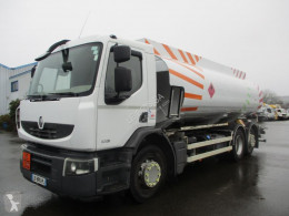 Vrachtwagen tank koolwaterstoffen Renault Premium 320 DXI