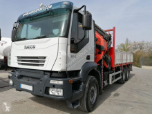 camion Iveco CAMION GRUA IVECO 310 6X4 2007 PALFINGER PK 44002 + JIB