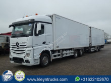 Mercedes Actros 2543 trailer truck used mono temperature refrigerated