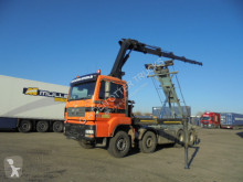 Camion MAN TGA porte containers occasion