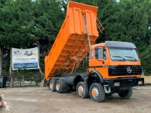 Mercedes SK 3538 truck used half-pipe tipper