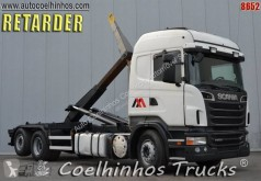 Scania container truck R 500