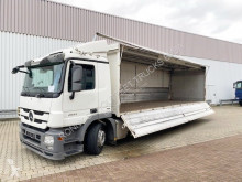 Camion fourgon occasion Mercedes Actros 2541 L/NR 6x2 2541 L/NR 6x2 Getränkewagen, Lift-/Lenkachse, LBW, 2x AHK
