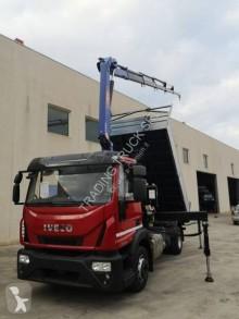 Camion Iveco Eurocargo 120 E 25 benă second-hand