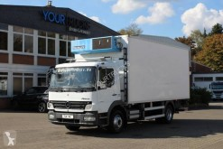 Mercedes Atego 1324 truck used multi temperature refrigerated