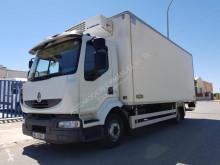 Renault egyhőmérsékletes hűtőkocsi teherautó Midlum 220.12 DXI