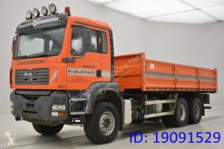 Camion MAN TGA 26.360 benne occasion