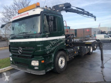 Camion Mercedes Actros transport containere second-hand