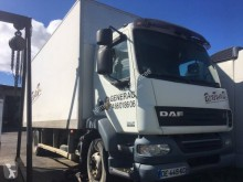 DAF LF 220 truck used plywood box