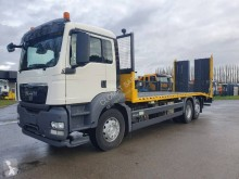 MAN heavy equipment transport truck TGS 26.400