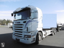 Camião chassis Scania R 480 LB 6x2 (N. 3744)