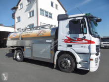 Camion cisternă second-hand Mercedes Actros 1844 MP II 4x2 (Nr. 4401)