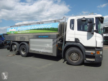 Camión Scania P 400 6x2 (Nr. 4414) cisterna usado