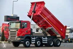 camion Scania R 420 / 8x6 / TIPPER / KH-KIPPER / MANUAL /