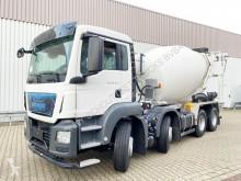 Camión MAN TGS 32.420 8x4 BB 32.420 8x4 BB Euromix ca.9m³ hormigón cuba / Mezclador nuevo