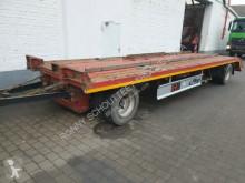 MAN 18.350 LL 4x2 18.350 LL 4x2, Fahrschulausstattung trailer used flatbed
