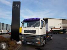 camion MAN TGA 18.350 4x2 LL BDF Fahrschule 5 Sitze Klima