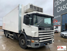 Scania refrigerated truck 114L 340