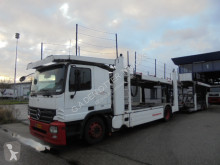 Mercedes Actros 1836 truck used car carrier