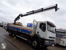 Camion Renault Kerax 320 DCI plateau standard occasion