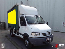 Renault Mascott used curtainside van