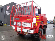 Camion Renault Gamme M 150 citern pompiers occasion