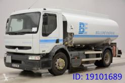 Used chemical tanker truck Renault Premium 270