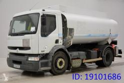 Renault chemical tanker truck Premium 270