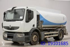 Renault Premium 280 DXI truck used chemical tanker