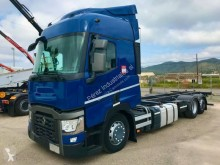 Camion BDF usato Renault Gamme T 460 P6X2 LOW 26T E6