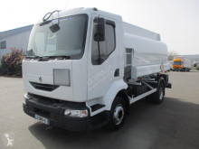 Camion Renault Midlum 220 DCI citerne hydrocarbures occasion