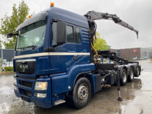 Camion portacontainers MAN TGS 35.480