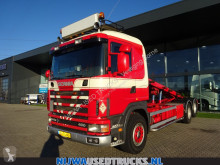 Scania R 144 truck used container