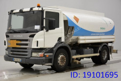 Scania P 380 truck used chemical tanker