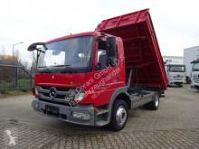 camion Mercedes Atego 1222 MEILLER Dreiseitenkipper 4x2