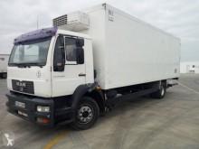 Vrachtwagen MAN LE 14.224 tweedehands koelwagen multi temperatuur