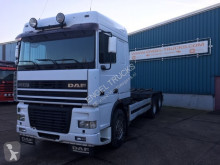 DAF FAS95-430XF SPACECAB (EURO 2 / 10 TIRES / ZF MANUAL GEARBOX / LIFT-AXLE / AIRCONDITIONING) truck
