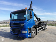 DAF CF 85.380 truck used hook lift