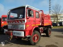 Camión bomberos camión cisterna incendios forestales usado Renault 85 150 TI