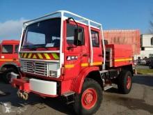 Used wildland fire engine truck Renault Midliner 180