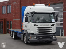 Scania R 450 truck used flatbed