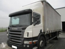 Used tautliner truck Scania P 310